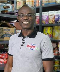 Olumide Olusanya, founder of Gloo.ng