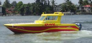 DHL Express in Nigeria has xxxx