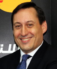 Aaron Oliver, head of emerging payments for Middle East and Africa at MasterCard