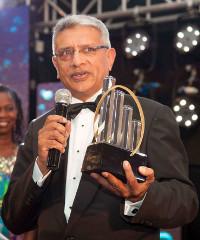 Ashok Shah, CEO of Apollo Investments