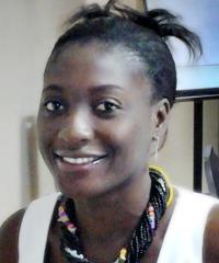 Bernice Dapaah, co-founder of Ghana Bamboo Bikes Initiative