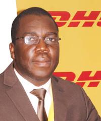 Aboubacar Konate, DHL manager in Mali
