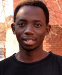 David Mwendele, founder of