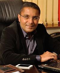 Hasnain Noorani, CEO of PrideGROUP