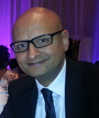 Riaz Gilani, director of Gilani Gourmet