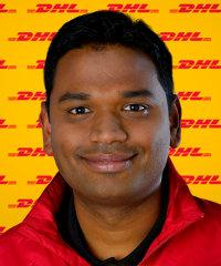 Sumesh Rahavendra, head of marketing for DHL Express sub-Saharan Africa