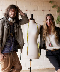Marc Oliver and Inés Cuatrecasas