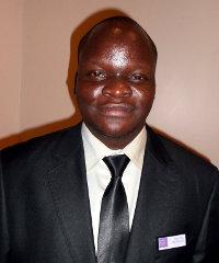 Austine Odhiambo has big ambitions for his career.