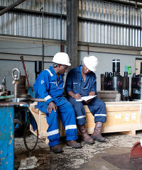 General Electric is actively pursuing growth opportunities in Africa.