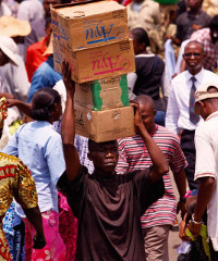 Nigeria has the potential to expand its economy by roughly 7.1% per year through 2030.