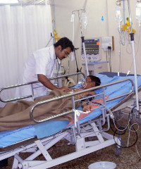 The Vaatsalya chain of hospitals targets patients in semi-urban and rural areas.