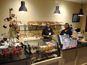 Brioche operates four outlets in Kigali