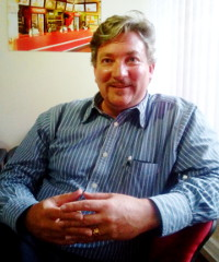 Restaurateur Gavin Bell