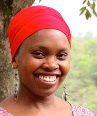 Purity Kagwiria, executive director of Akili Dada
