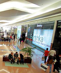The Mall of Arabia in Cairo