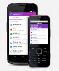 Internet.org's app, launched in Zambia gives users free access to services such as Facebook, Google and Wikipedia.