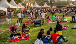 Blankets & Wine has established itself as a popular event in Nairobi.