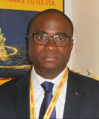 Clarence Atayi, Chad country manager at DHL Express