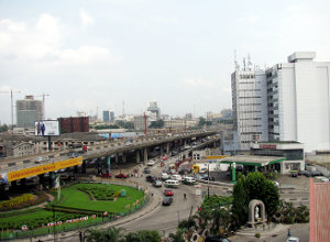 Anna Rosenberg finds that Lagos is now surprisingly green and orderly