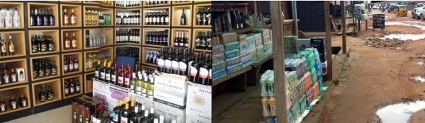 While there are a number of upmarket formal retailers that can sell wines in places like Ghana, they only cater for a tiny 1% of the population, The majority of Africans shop at informal markets, and this is where South African wines need to improve their presence, according to Craig Irving, CEO of Consumer Insight Agency.