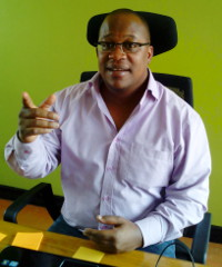 Ng'ang'a Wanjohi, CEO of KasKazi Network