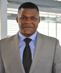 """""""You are going to be part of the best generation this continent has seen. But to keep going forward we can't be held back by this self-bigotry of low expectation,"""" says NJ Ayuk, managing partner of Centurion Law Group"""