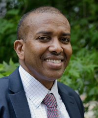 """Coming across sceptics in professional life can actually be more useful than advice. It makes me work even harder towards my vision,"""" says Ismail Ahmed, founder of WorldRemit."""