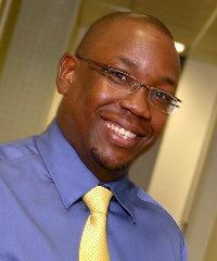 Andrew Waititu, SAP managing director for East Africa