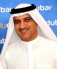 Flydubai's CEO, Ghaith Al Ghaith