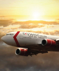 By end of April the Skywise hopes to increase number of weekly flights from 28 to 52, and will also be looking at other routes over the next few months.