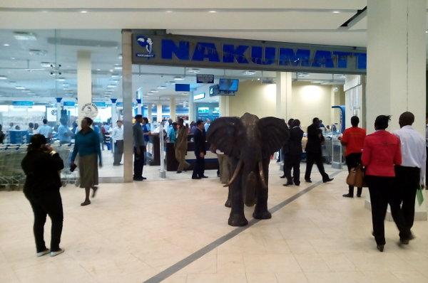 Kenya's leading retailer Nakumatt has become a market leader in East Africa.