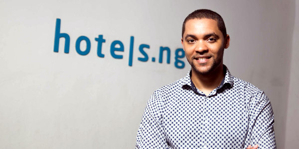 Mark Essien, founder and CEO, Hotels.ng (Nigeria)