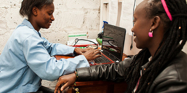 Access Afya offers affordable access to professional healthcare clinics for people living in slums.
