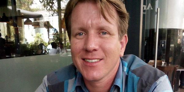 Chris Kolenberg, CEO of Kenya Biologics