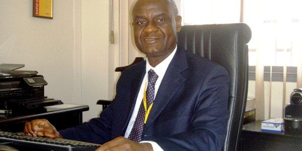 Ousmanou Kouotou, Cameroon country manager at DHL Express