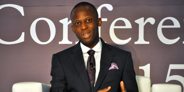 Ade Bajomo, executive director of market operations and technology at the Nigerian Stock Exchange.