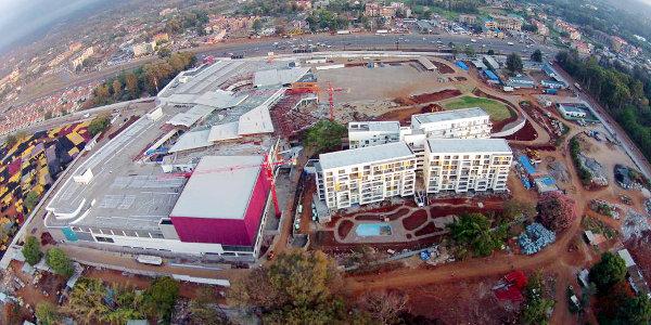 The Garden City development in Nairobi