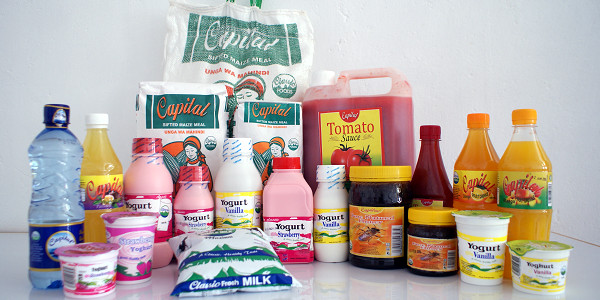 The Classic Foods product range