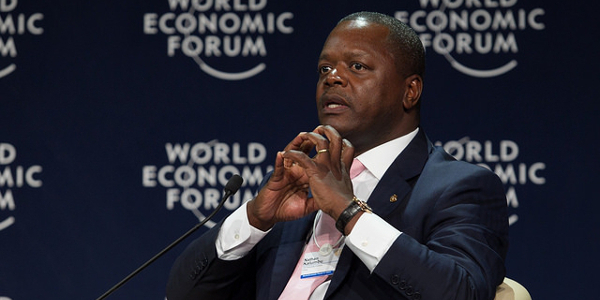 """""""When you look at the challenges and opportunities that Africa faces, it is very clear that these challenges cannot be addressed and resolved by any single entity or by any single organisation,"""" said Coca-Cola's Nathan Kalumbu, president for Eurasia and Africa, at the World Economic Forum on Africa last week."""