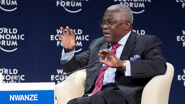 """""""Yes, Africa is home to about 60% of all available uncultivated agricultural land. But that is not the issue. To me that is Africa's strategic reserve... and we don't even have to touch it,"""" said IFAD president Kanayo Nwanze, at the recent World Economic Forum on Africa in Cape Town."""