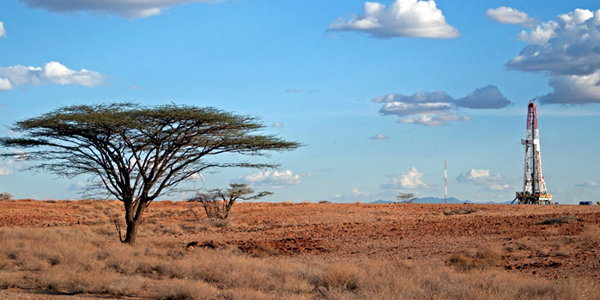 Kenya's Turkana region has attracted crude explorers such as Tullow Oil.