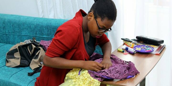 At the end of 2011, Inioluwa Ajayi (just 18 at the time) started House of Dabira, an Ibadan-based fashion house that designs quality, custom-made outfits and formal attires.