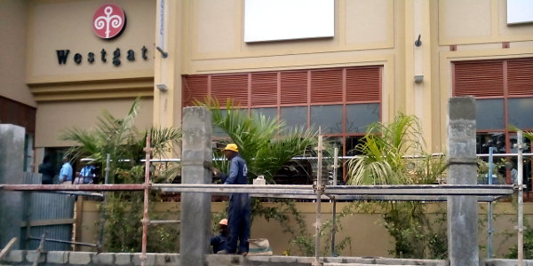 The Westgate Shopping Mall is expected to re-open on Saturday.