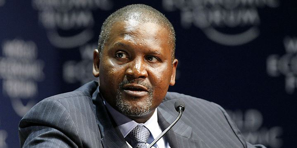Aliko Dangote, CEO of West Africa's largest conglomerate, discusses expansion plans for his company and why now is the time to invest in Africa.