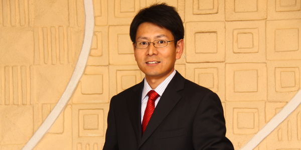 """""""ICT is not just one industry. It has already become an engine that pushes GDP growth and contributes to the whole of society,"""" said David Wang, vice-president for southern and eastern Africa."""