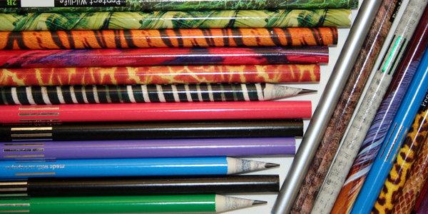 Pencils 600x300