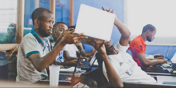 Andela looks for problem-solving skills and logical reasoning among its potential fellows.