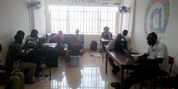 LakeHub is bringing together the tech-enthusiasts of western Kenya.