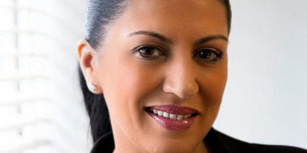 Fatima Sullivan, vice president of customer services for DHL Express Sub-Saharan Africa