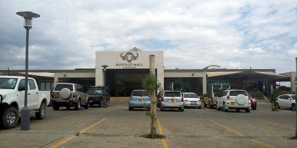 The Buffalo Mall in Naivasha, Kenya